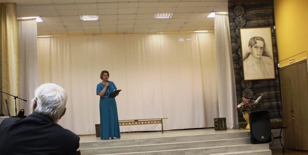 Заместитель начальника отдела по культуре и туризму Марина Михайловна Кликунова